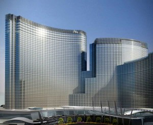 Aria Resort had six guests with Legionnaire's disease